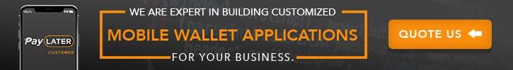 build ewallet app