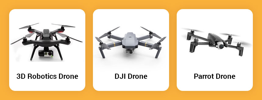 How to Develop Drone App and Controller Mobile App