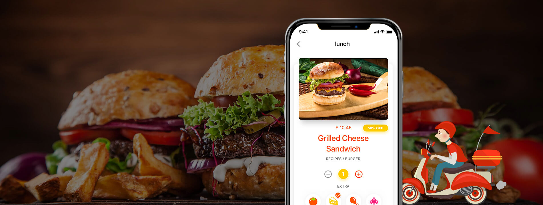 Food Delivery Mobile App Development
