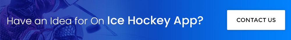 Ice-hocky app