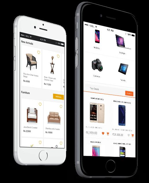 marketplace development app
