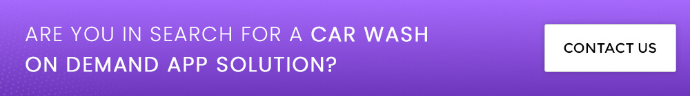 car wash development cost estimation