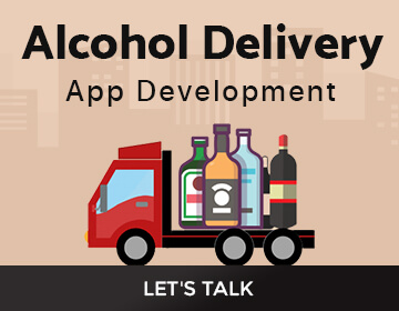 cost of alcohol delivery app development