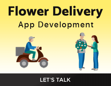 flower delivery app contact us