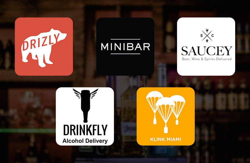 top alcohol delivery apps