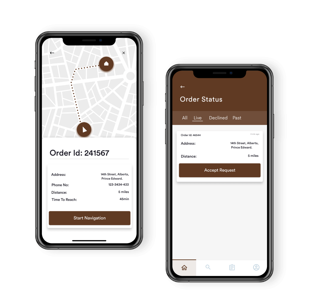 liquor delivery mobile app development cost