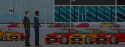 used car buy sell mobile app