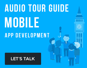Audio Guide App