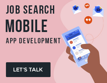 job portal mobile app development