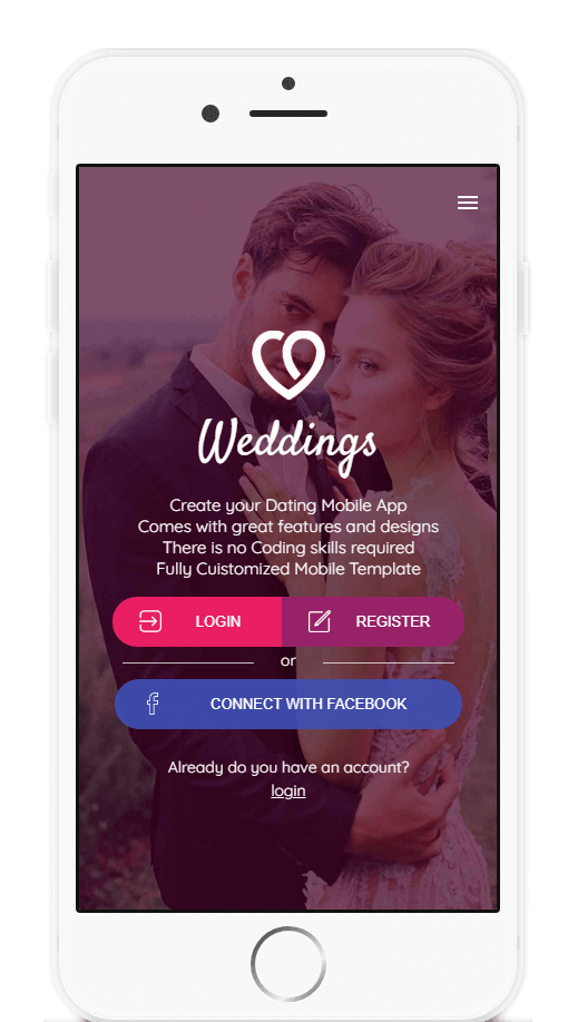 matrimonial app development