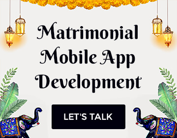 matrimonial mobile app contact us
