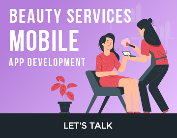 beauty service app features