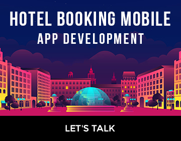 hotel booking mobile app