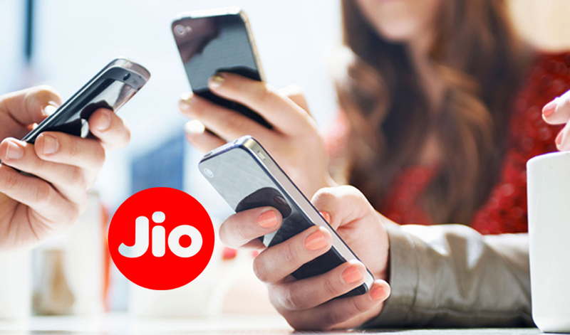 Jio UPI payment