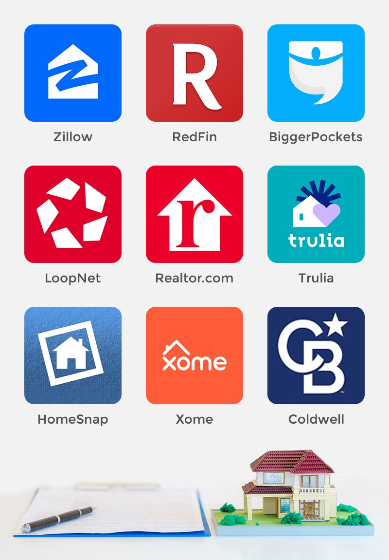 top real estate apps