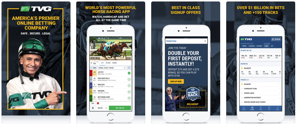 horse betting app development