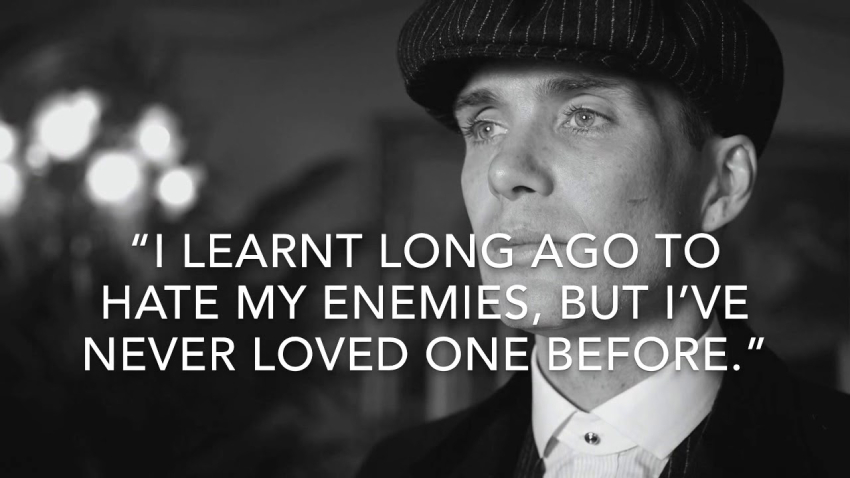 thomas shelby quotes