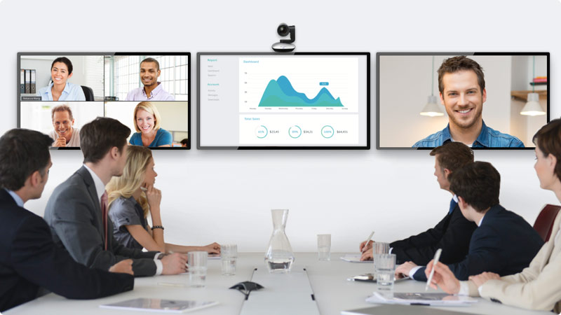 Zoom Conference Rooms