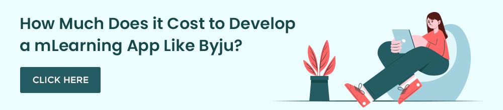 elearning app development like byju