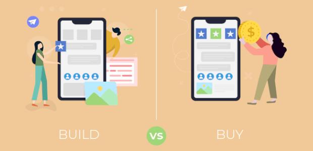Build or Buy an API