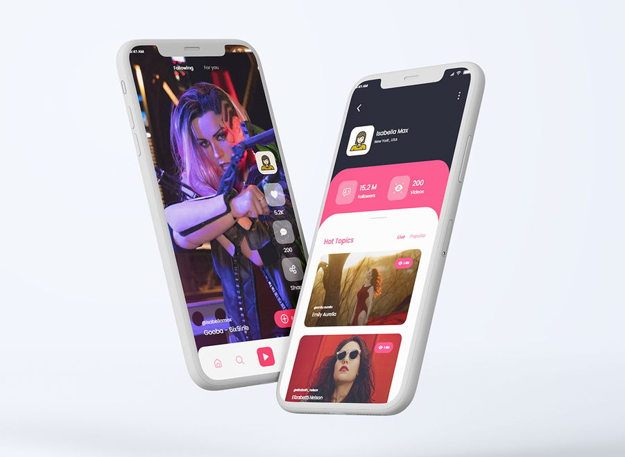 mx player like app development