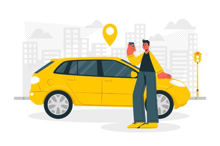 Driver app development