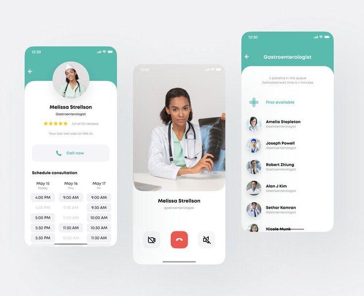remote patient health management