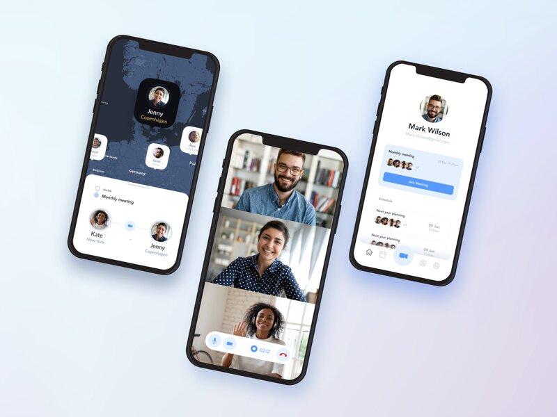 video conferencing app development