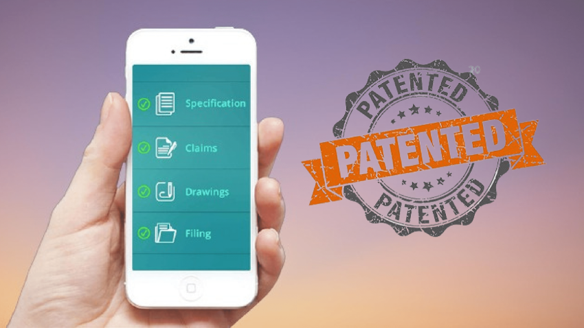 how to Patent Mobile app