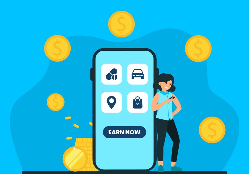 Monetizing App Data